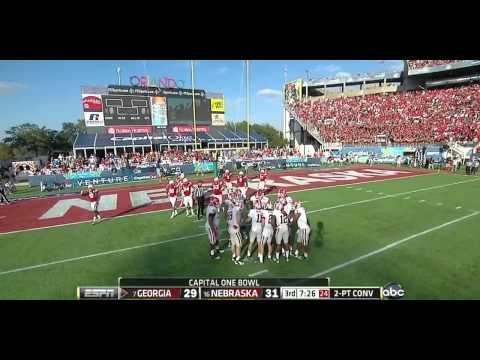 2013 Capital One Bowl Georgia vs Nebraska