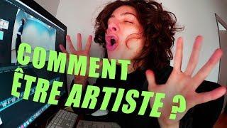 COMMENT ÊTRE ARTISTE (en 23 questions) | solangeteparle