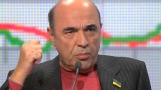 Вадим Рабинович: Громкие аресты тех, кто ворует СЕГОДНЯ, - вот что докажет борьбу с коррупцией