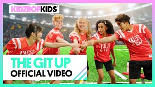 KIDZ BOP Kids - The Git Up (Official Music Video) [KIDZ BOP 40]