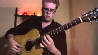 Guitarist and composer Grant Ferris performs in this music video of