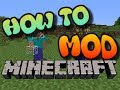 HOW TO MOD MINECRAFT: XBOX 360/ONE/PS3/PS4/WII U/PE/PC - Universal Minecraft Editor
