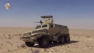 ننشر نص البيان 11 للقيادة العامة للقوات المسلحة بشأن العملية سيناء 2018 (فيديو)