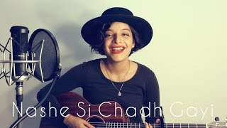 nashe-si-chadh-gayi-mashup---befikre-female-cover-by-lisa-mishra-ranveer-singh-vaani-kapoor