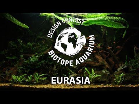 Eurasia. TOP 20 Biotope Aquaria