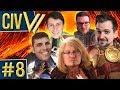 Civ VI: Gathering Storm #8 - Bridge to Nowhere