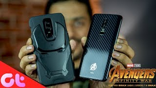 OnePlus 6 Avengers Edition vs Mirror Black: Made for Fans?
