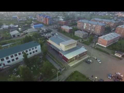 Тургенева -Юбилейный- пятоки на ЖД - Мариинск