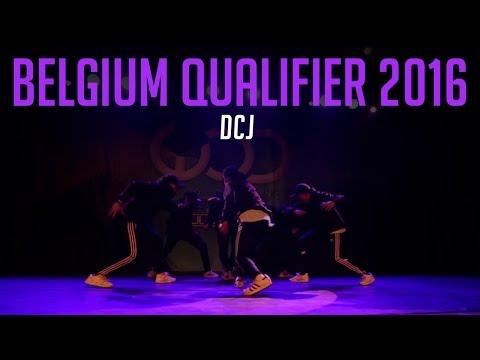 DCJ   World of Dance Belgium 2016   #WODBE16