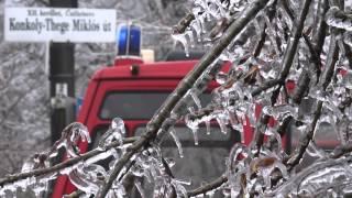 BKK zavarelhárítás a Normafánál 2014.12.01. Thumbnail