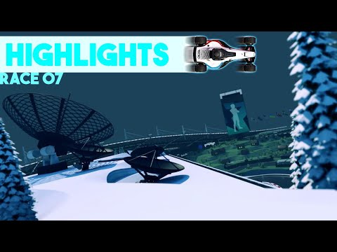 DANA'S VALLEY - RACE 07  : Highlights |