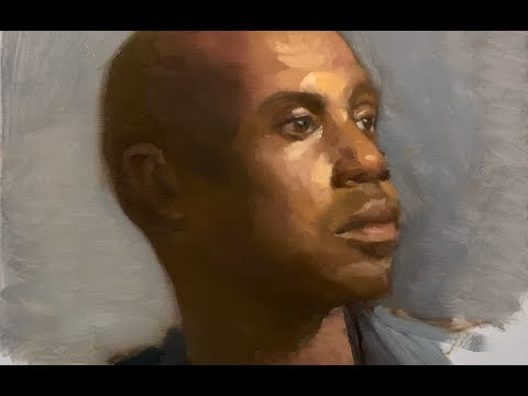 Portrait Painting Tutorial | Back to Basics