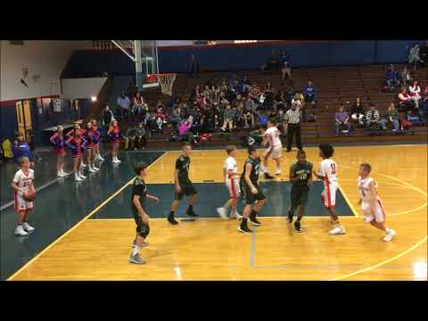 7th Grade Basketball: Hart County at Adair County, December 7, 2017