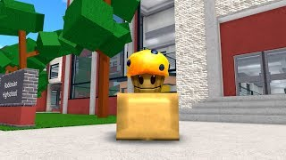 HOW TO BE A MUFFIN IN ROBLOXIAN HIGHSCHOOL!!