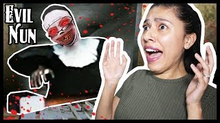 I CAN'T ESCAPE THIS EVIL WOMAN! - EVIL NUN (Mobile Horror Game)