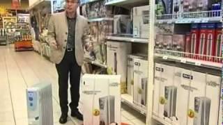 Обогреватели - Знак качества - Интер(Масляные радиаторы -- один из самых популярных видов обогревателей. Они удобные и недорогие. А вот безопасны..., 2012-01-19T12:18:21.000Z)