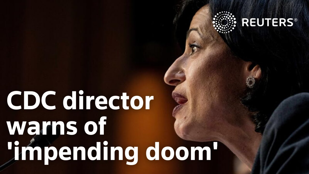 CDC Director Rochelle Walensky fears potential 'impending doom ...