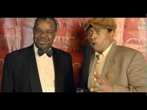 Chicago Music Awards 2013 - Martin International / CEO Ephraim Martin