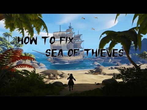 sea of thieves pc download problem