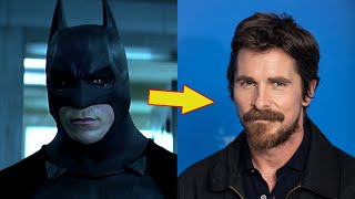 THE DARK KNIGHT ⚡️ Then And Now 2008 vs 2019