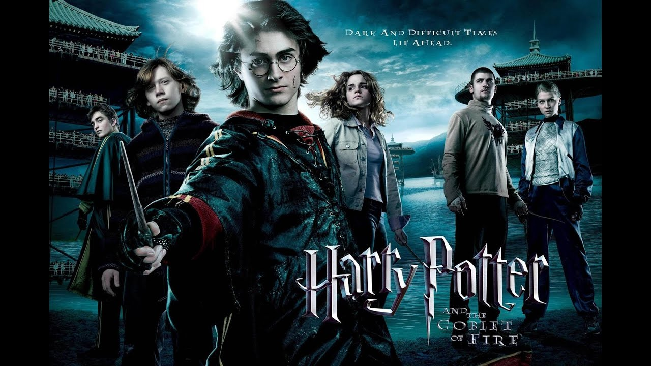 Harry Potter 4: y El Caliz de Fuego Trailer Oficial Español Latino ...