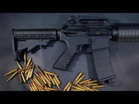 What is an assault weapon?