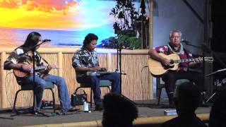 """Ua Like No A Like"" @SlackKeyShow Bobby Ingano Sweetest Hawaiian Lap Steel"