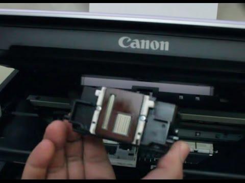 Canon error U052 repair
