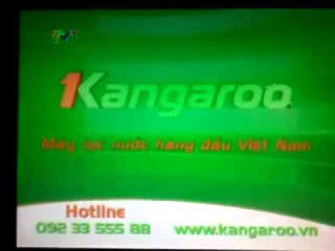 Quảng cáo máy lọc nước Kangaroo đêm chung kết C1