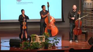 Performance: Simply Three at TEDxLaSierraUniversity