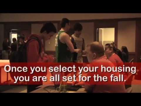 Wesleyan University General Room Selection: Selection Nights
