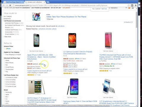 cell-phones-for-sale-on-amazon