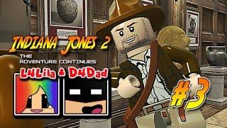 Lego Indiana Jones 2 - The Adventure Continues   #3 - Train Crane Chaos