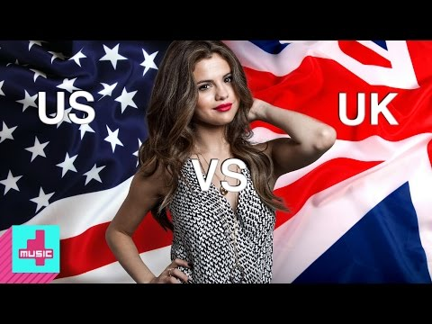 Selena Gomez Interview - US vs UK | 4Music Hangout
