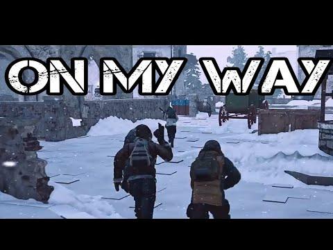 Snap Wa PUBG Keren | On My Way - Alan Walker