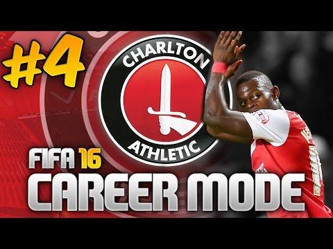 FIFA 16 CAREER MODE | Charlton Athletic - TITLE WINNING FORM (kind of) #4 | ADAMvsFIFA