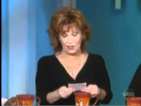 Barbara Walters Tells Joy Behar 'You're So Offensive People Will Give Money to Folks You Don't Like'
