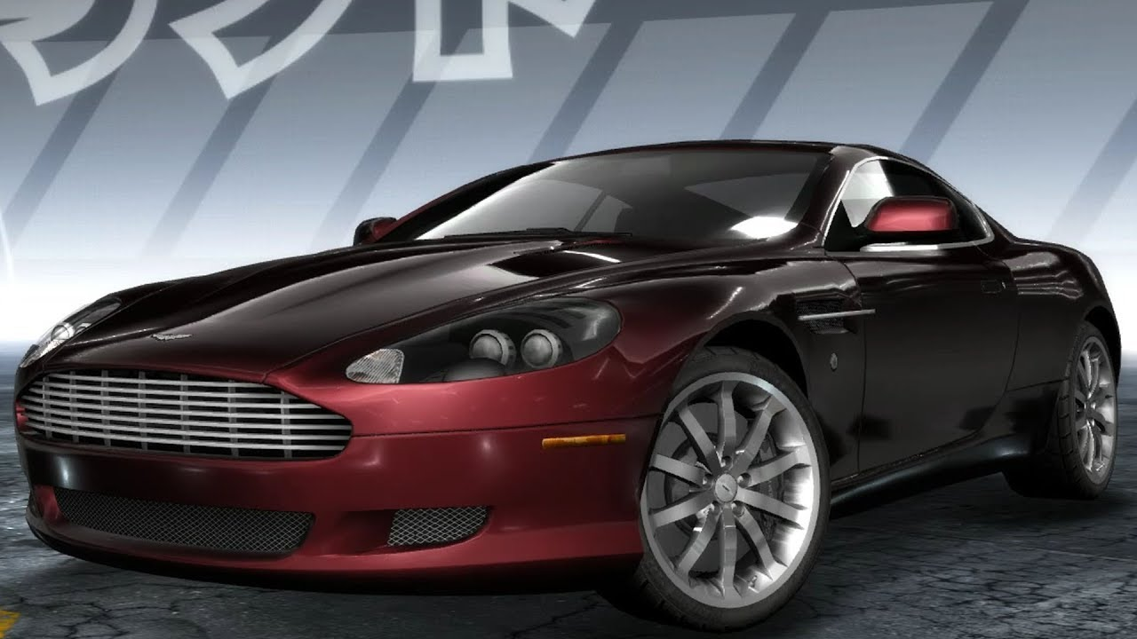 Need For Speed Prostreet Aston Martin Db9 Test Drive Gameplay Hd 1080p60fps Youtube