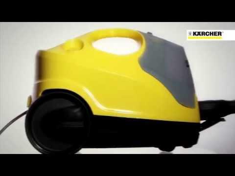 Что чистить пароочистителем Karcher?