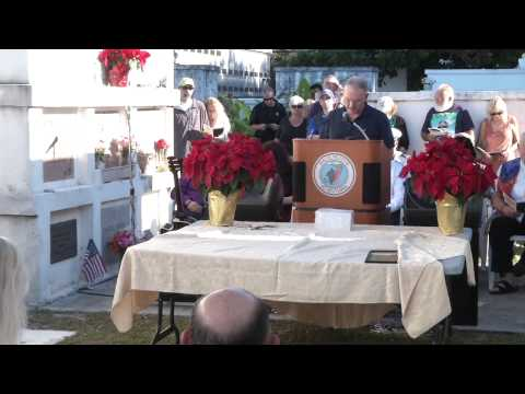 National Homeless Persons' Memorial Day 2014 in Key West, Florida