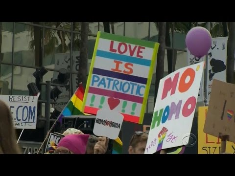 Thumbnail: Gay Pride 2017 goes beyond festive and into the political