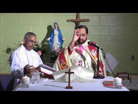 044 - McAllens Texas USA -Malayalam retreat by Br Thomas Paul 25 to 27 Nov 2016