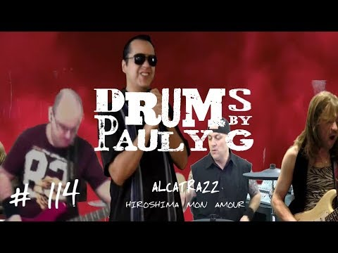 Alcatrazz - Hiroshima Mon Amour [Full band collaboration cover] by Paul Gherlani