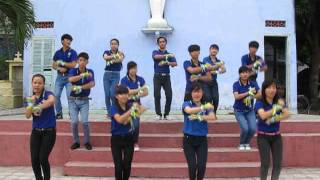 Cử Điệu: Hãy Vui Lên - LHV SVCG Tin Yêu Nha Trang