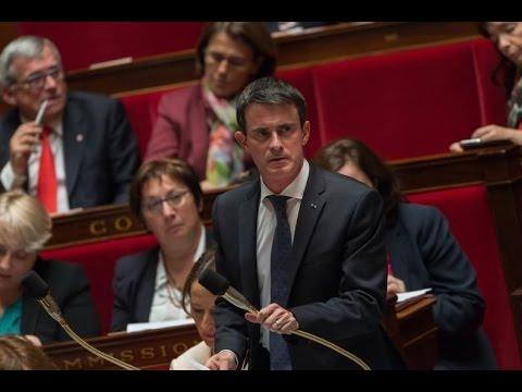 """Loi Travail : """"Il y a chez Manuel Valls comme un petit air de 'Force tranquille'"""", dit Alba Ventura"""