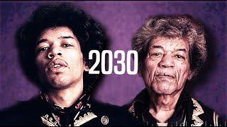 JIMI HENDRIX SURVIVING UNTIL 2030 | Hyperreal Evolution