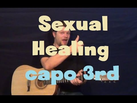 Sexual healing chords youtube