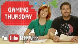 Gaming Thursday Highlights with Dodger and Adam (YouTube Geek Week)
