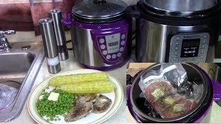 Cook Sous Vide Style with Your Pressure Cooker