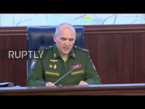 Russia: 30 suicide-bombers amog militants planning Aleppo offensive - MoD official